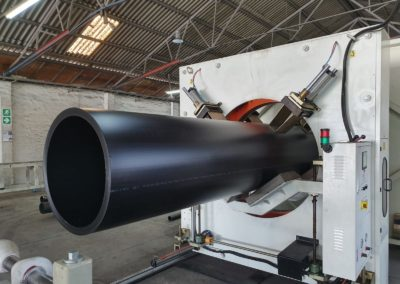 1200mm extrusion line in production